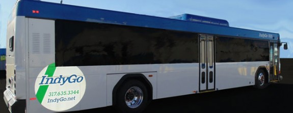IndyGo bus