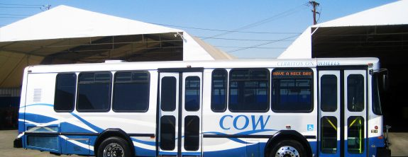 CCW has Begun Bus Delivery to First Group