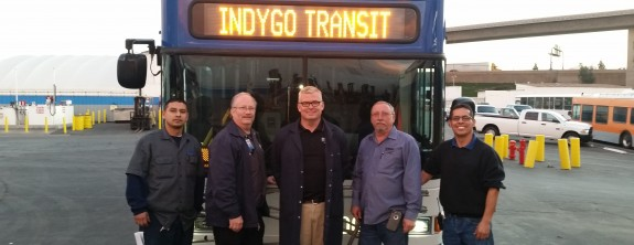 CCW Delivers Final ZEPS Bus to IndyGo: Second Largest Electric Bus Fleet in the Country