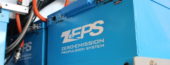 Complete Coach Works Upgrades ZEPS Electric Battery Pack