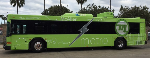 McAllen Metro Recognized for Innovative Technology