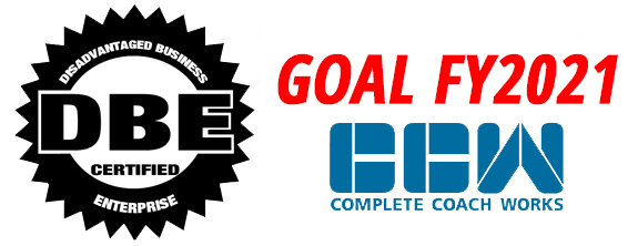 Complete Coach Works DBE Goal FY2021