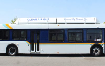 Complete Coach Works Delivers Four Rehabbed Buses to Santa Cruz Metro