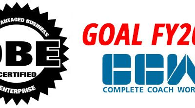 Complete Coach Works DBE Goal FY2022